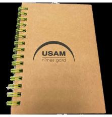 Carnet de notes USAM NIMES...